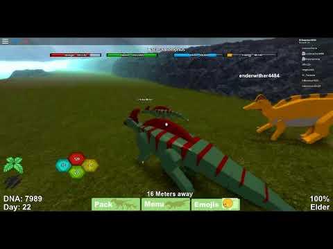 Hadrosaurus Life (REALISM)