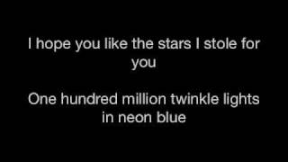 Southern Constellations & The Boy Who Could Fly - Pierce The Veil Lyrics