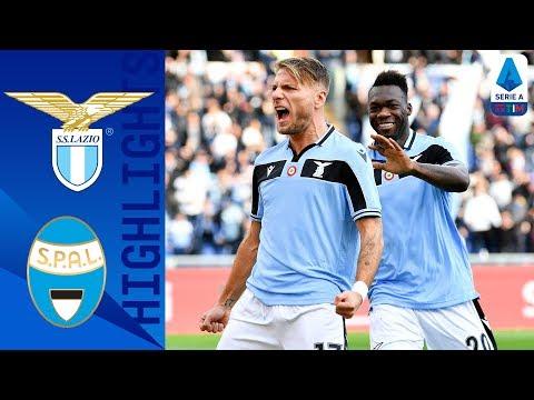Lazio 5-1 Spal | Immobile & Caicedo Shine With A Brace Each | Serie A