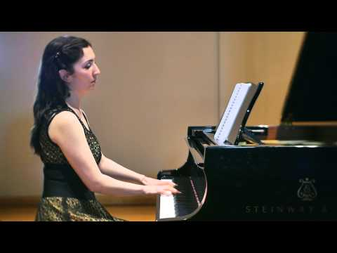 Hatikvah (The Hope) performed by Julia Kalnobricka