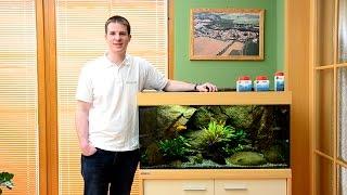 Macenauer TV - Údržba akvária a výměna vody krok po kroku