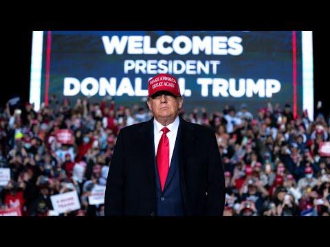 'Sure as hell' rather be Donald Trump than Joe Biden after Texas win