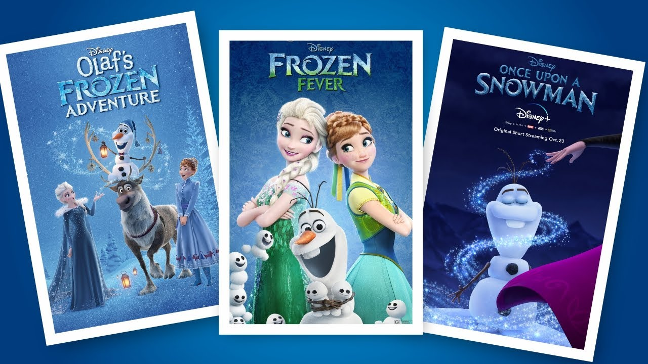 Download Frozen Tales Frozen Fever Olaf Adventure Once upon a Snowman tamil dubbed animation short films