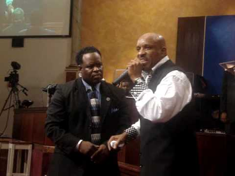 Harvest Service Harvest Service At FMT Speaker Apostle Darryl McCoy