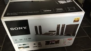 Sony Bdvn7200 1ch Home Theatre System