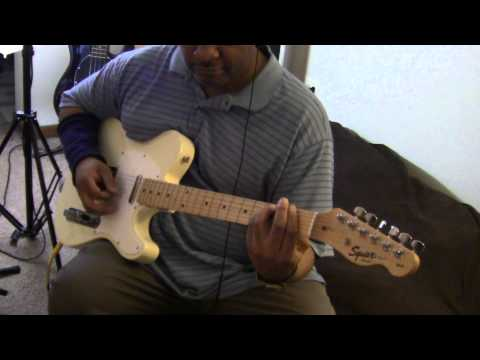 Phil Collins Another day in Paradise Guitar cover play along