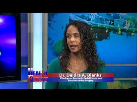 Lower Eyelid Surgery with Wilmington Plastic Surgeon Dr. Deidra Blanks