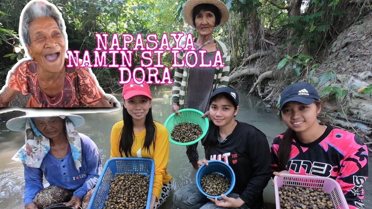 Download Vlog #37  Surprising Lola Dora+Pagkuha Ng Tulya   Buhay Probinsya   Occ.Mindoro