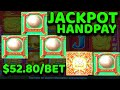 SUPER RARE 5 SYMBOL HANDPAY JACKPOT on 88 Fortunes!