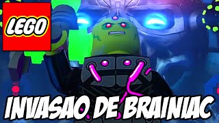 Lego Batman 3 - Invasão de Brainiac
