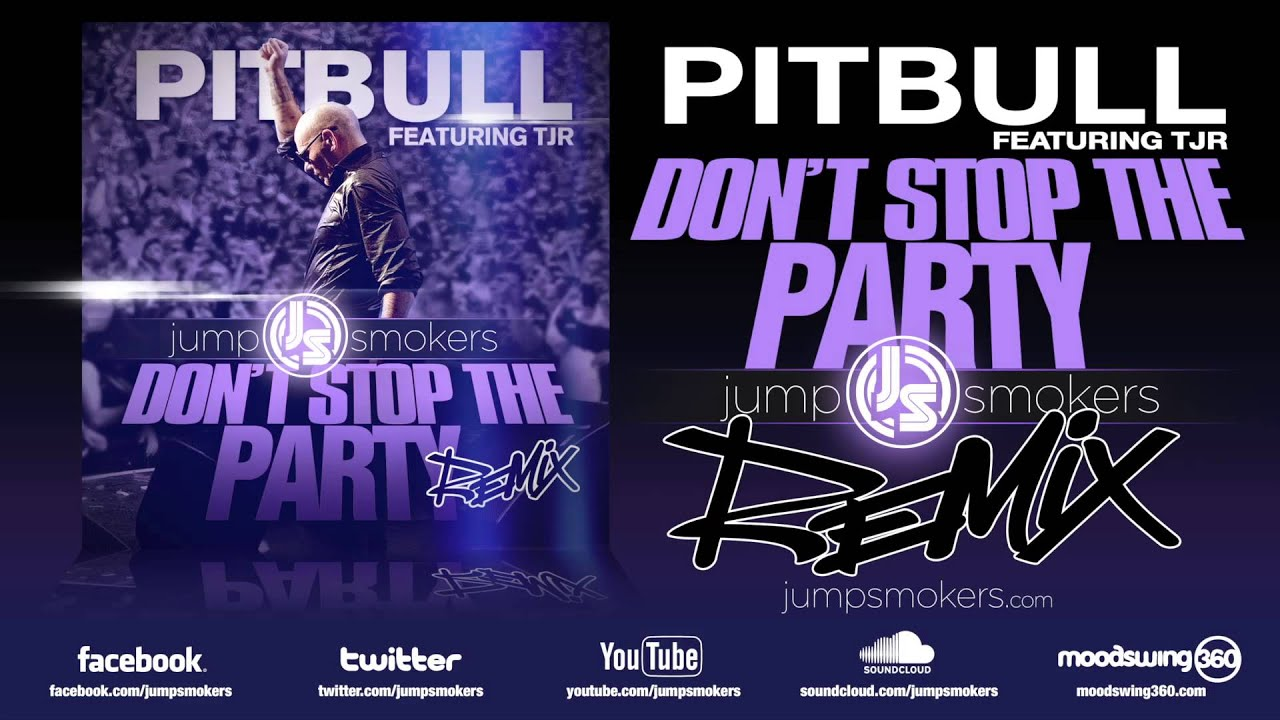 Pitbull don't stop the party (with lyrics) youtube.