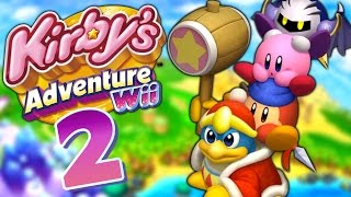 WHISPY WOOD LE RETOUR | KIRBY ADVENTURE WII U FR EPISODE 2