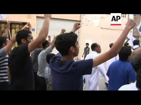 Clashes between protesters and security forces