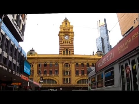 GANGgajang: This is Australia - Melbourne Streets Tour
