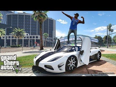 GTA 5 MOD #166 LET'S GO TO WORK (GTA 5 REAL LIFE MOD) SCHOOL BUS DRIVER