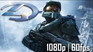 Halo 4 Master Chief Collection 60FPS Game Movie (All Cutscenes) Legendary Ending 1080p
