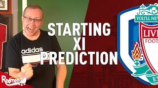 Genk v Liverpool | Starting XI Prediction LIVE