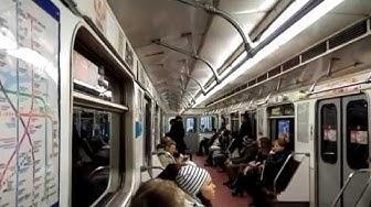 Pietarin metrossa II - On the St. Petersburg metro