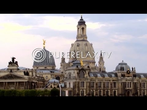 Nature Videos - Piano Music, Relaxing & Energy Music - A TASTE OF DRESDEN & LEIPZIG