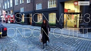 FASHION MINUTE #3 : London Outfit in Covent Garden Thumbnail
