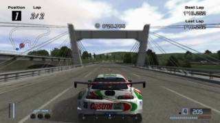 Gran Turismo 4 on PCSX2 Playstation 2 Emulator (720p HD) Full Speed