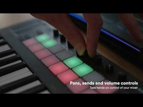 Novation // Launchkey Mini - Overview Video: Nikita