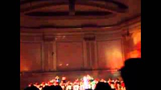 Björk: Harm of Will @ Carnegie Hall - New York 07.03.2015