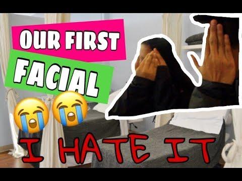 WAXING MY FACE! (FIRST TIME) FACIAL HAIR JOURNEYиз YouTube · Длительность: 12 мин4 с