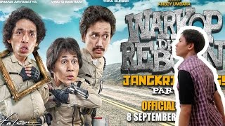 Tutorial cara Download Film WARKOP DKI REBORN (2016)