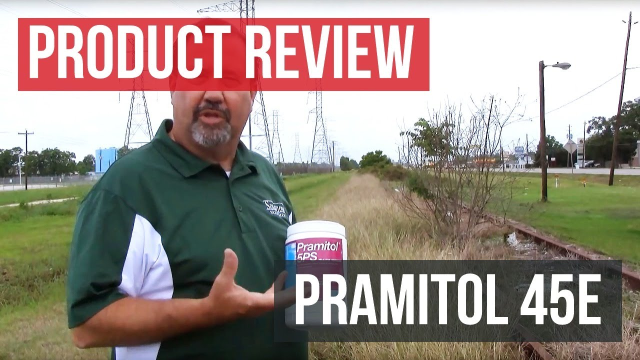 Pramitol 25E 5PS Bare Ground Herbicide Guide