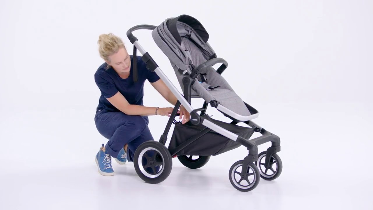 Doppel Kinderwagen Urban Jungle Thule Sleek Kinderwagen Thule Babywanne Kollektion 2020