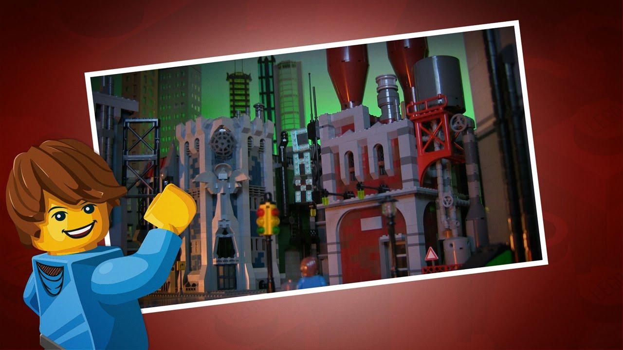 Batman Lego Club Show Adventures Of Max