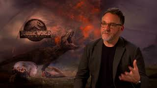"Colin Trevorrow talks ""Jurassic World: Fallen Kingdom"" and where he"