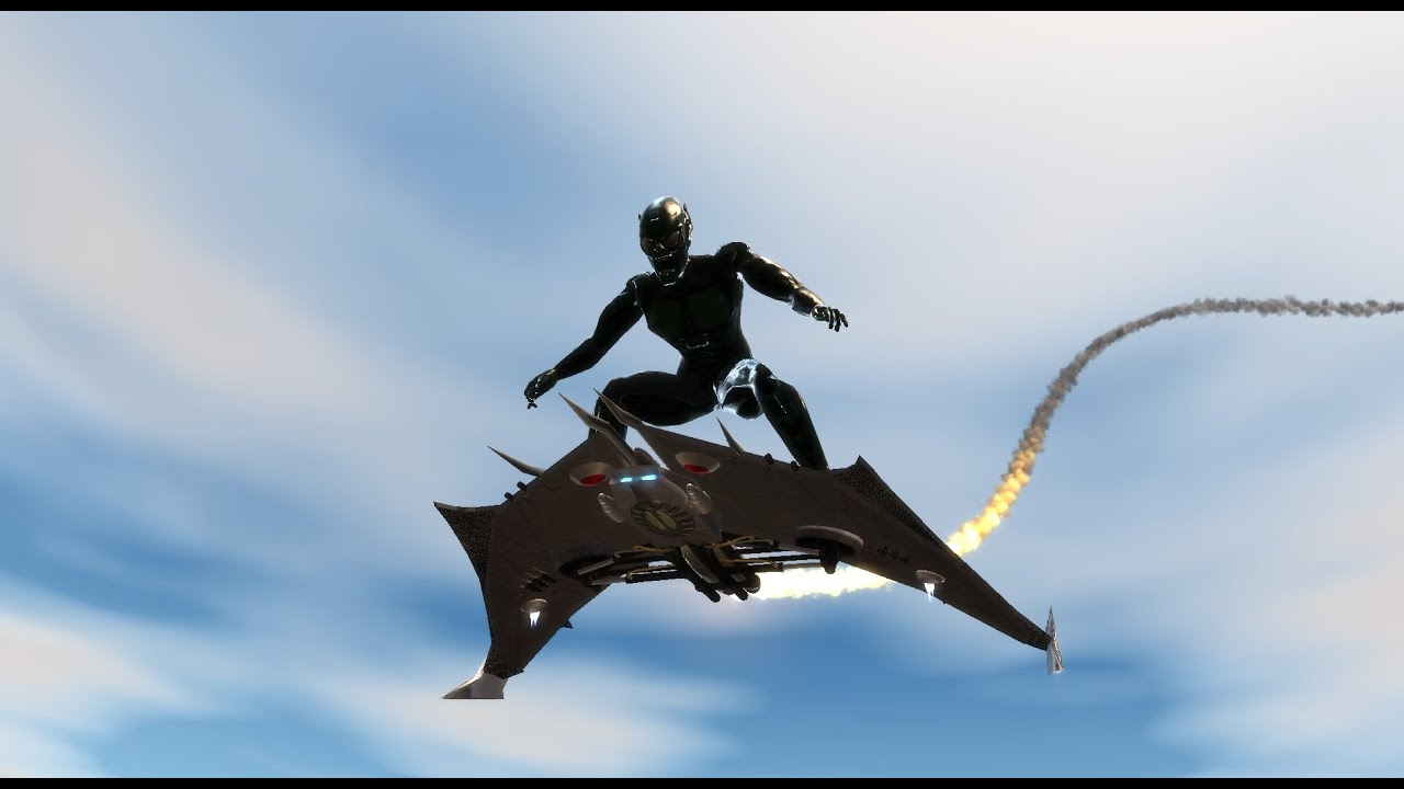 Top GTA 5 Superhero Mods by JulioNIB - KeenGamer