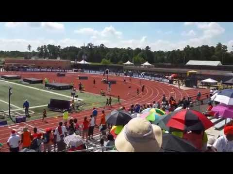 9yr Jonathan Simms 2:19.43 800m World Age Record AAU Junior Olympics 2016