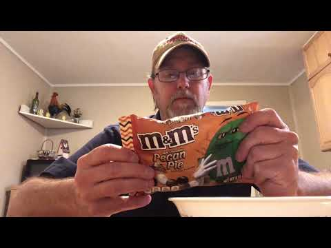 The Beer Review Guy #1403 M&M's Milk Chocolate Pecan Pie Flavored