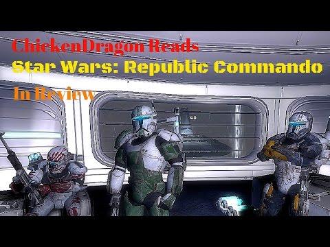 Star Wars Republic Commando Book Series In Review