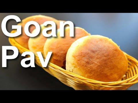 GOAN PAV   LADI PAV   GOAN FOOD  