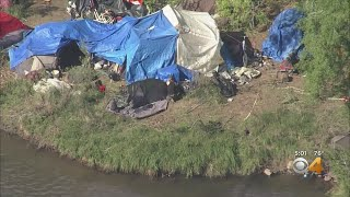 Homeless Along South Platte Getting Help From Nonprofit