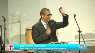Con Que Limpiara El Joven Su Camino Salmos 119   Pastor Harry Marroquin IDDPMI  Bakersfield
