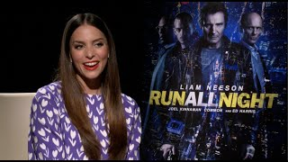 RUN ALL NIGHT - Interview with Genesis Rodriguez