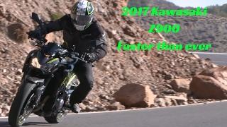 2017 Kawasaki Z900 - Better than ever? First ride review