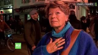 «Une catastrophe nationale» : des Parisiens réagissent à l'incendie de Notre-Dame de Paris
