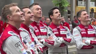 24 Heures du Mans 2016 - Interview Benoit Tréluyer