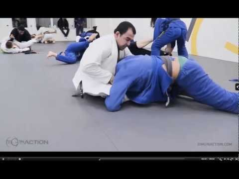 Marcelo Garcia Rolling Bernardo Faria March