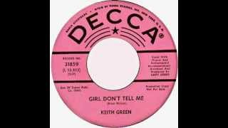 "Keith Green ""Girl Don"