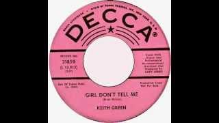 """Keith Green """"Girl Don"""