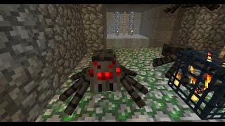 Incredibly Simple Spider XP Farm in Minecraft - MCinstructabuilds
