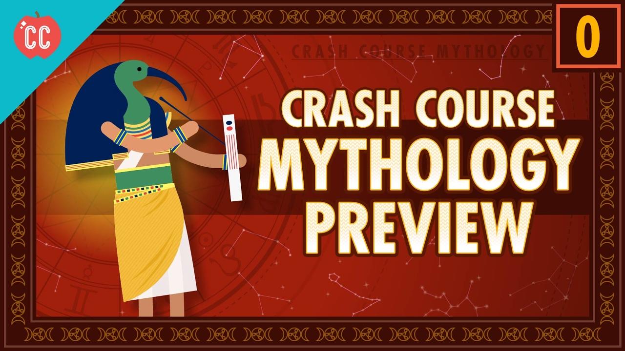 trickster and world mythology week