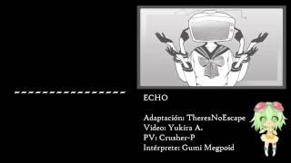 [ECHO] [Vocaloid] Karaoke off vocal